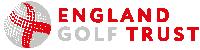 England Golf Trust Logo